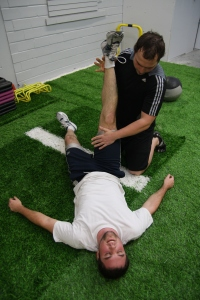 one on one sessions provide a chance to work on all aspects of fitness